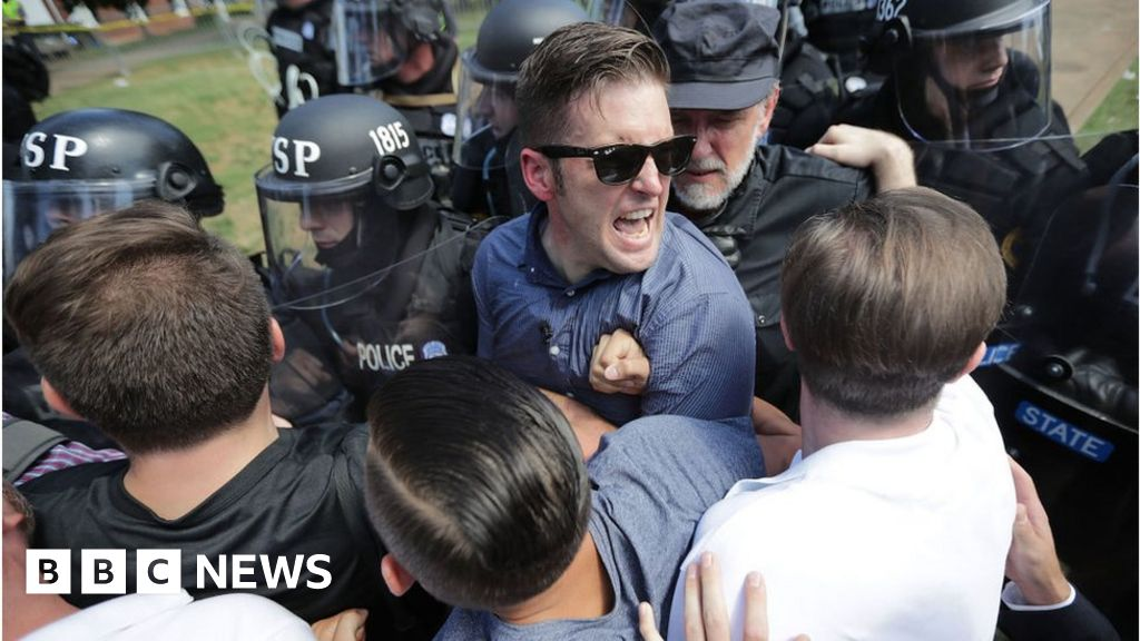 Charlottesville: Why are the 'Unite the Right  organisers on trial?
