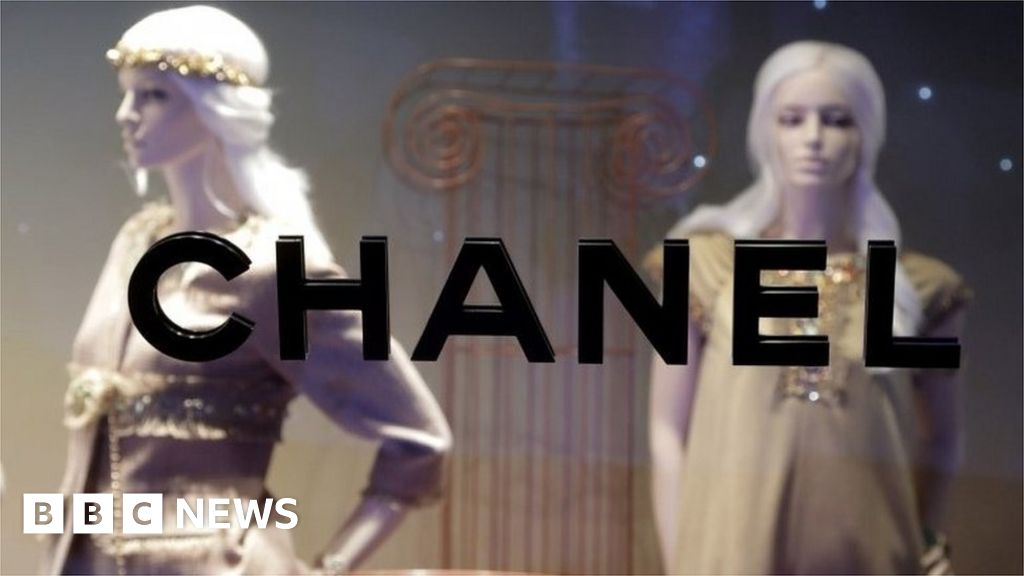 Chanel chooses London for global office - BBC News