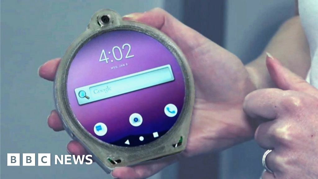 CES 2020: Cyrcle Phone is round and has two headphone jacks