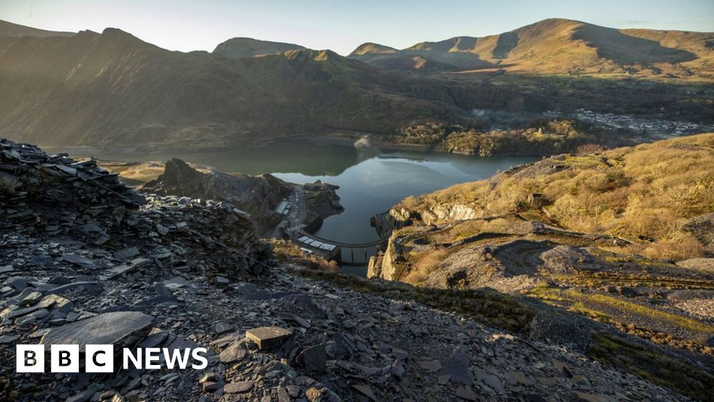 Unesco World Heritage: Wales' slate landscape bid for honour
