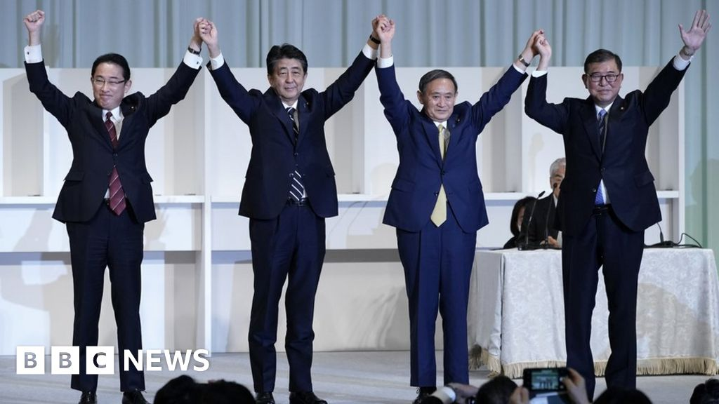 The unexpected rise of Japan's new prime minister thumbnail