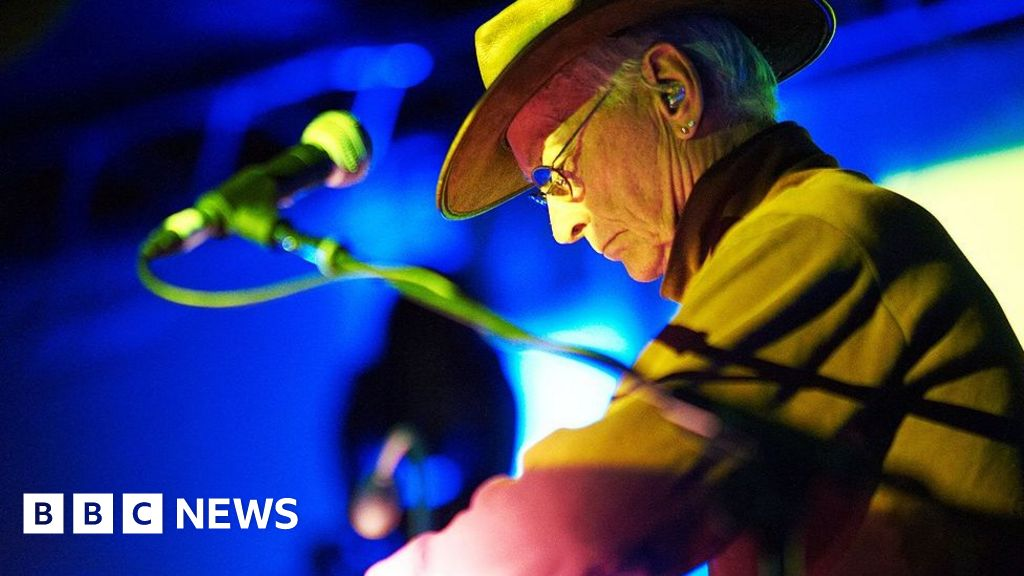 Synth pioneer Simeon Coxe of Silver Apples dies