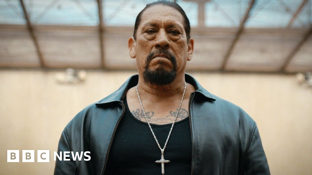 Danny Trejo: The actor who went from prisoner to film star