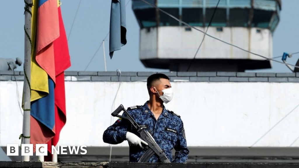 At least 23 killed in Colombia prison unrest