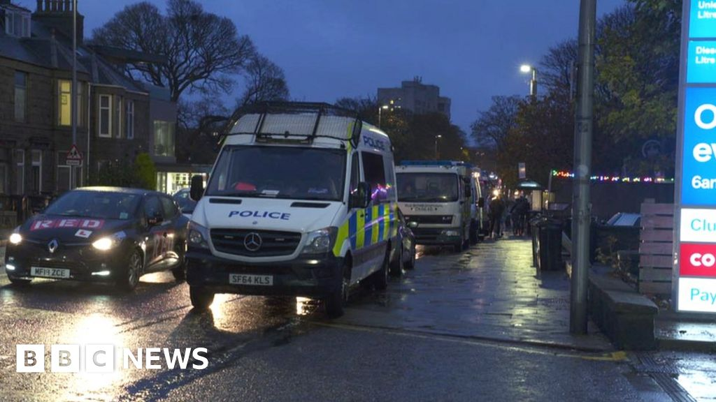 Man faces Aberdeen charge under Terrorism Act