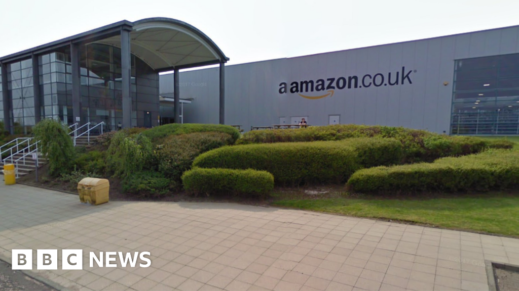 Inverclyde eviction threat facing retail giant Amazon