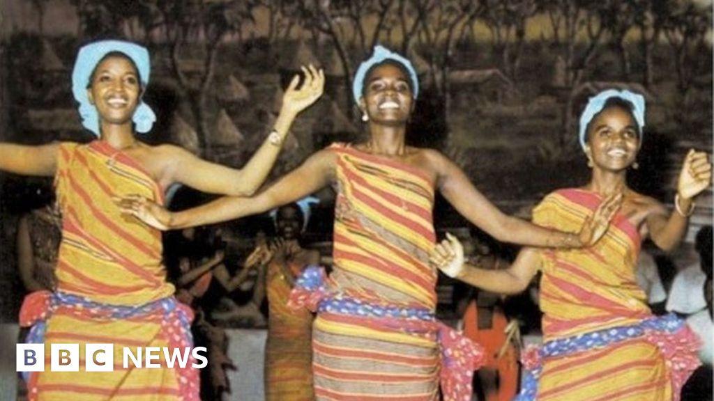 Somalia's lost tapes revive musical memories - BBC News