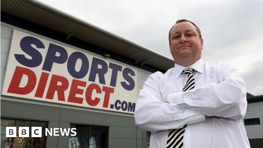 Mike Ashley buys long-time rival's business out of administration