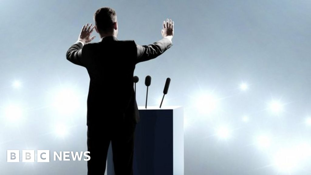how to overcome a terror of public speaking bbc news