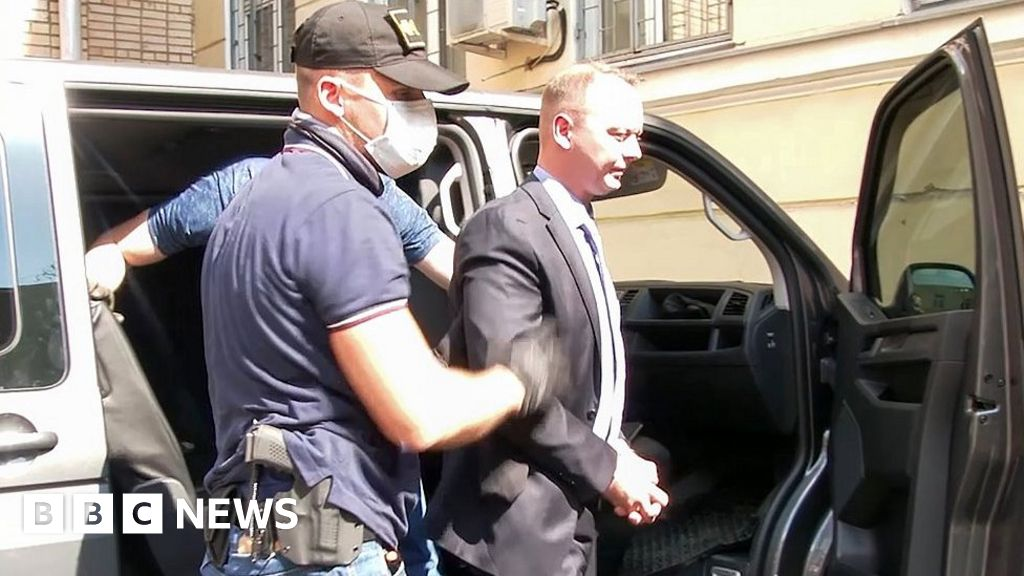 I giornalisti russi sotto shock mentre l'FSB caccia il nemico all'interno