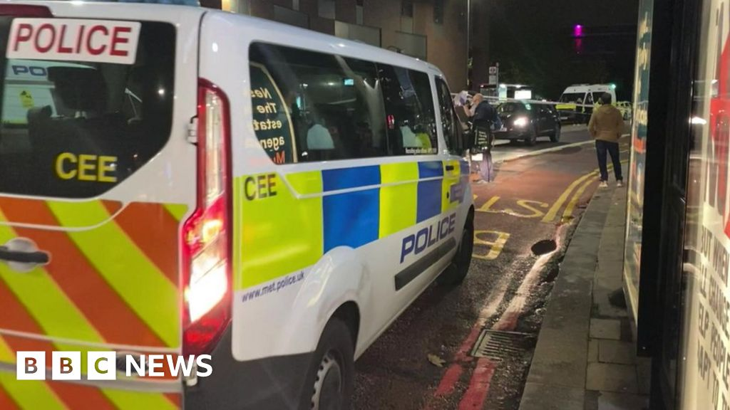 Teenager dies after Wandsworth double stabbing