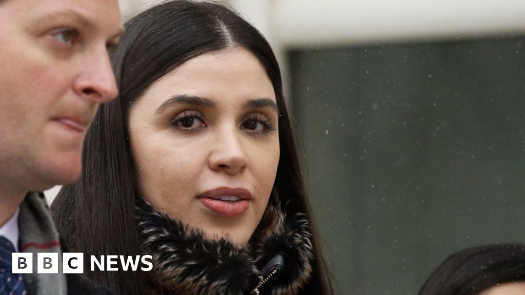 El Chapo's wife Emma Coronel Aispuro arrested in US over 'drug trafficking'