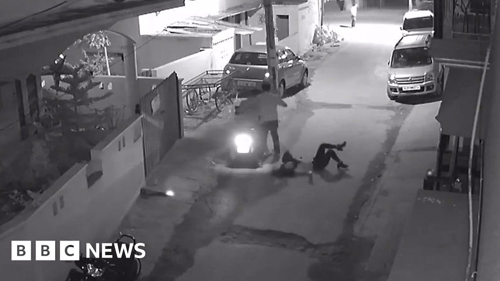 Bangalore sex attacks: CCTV captures horror on 1 January
