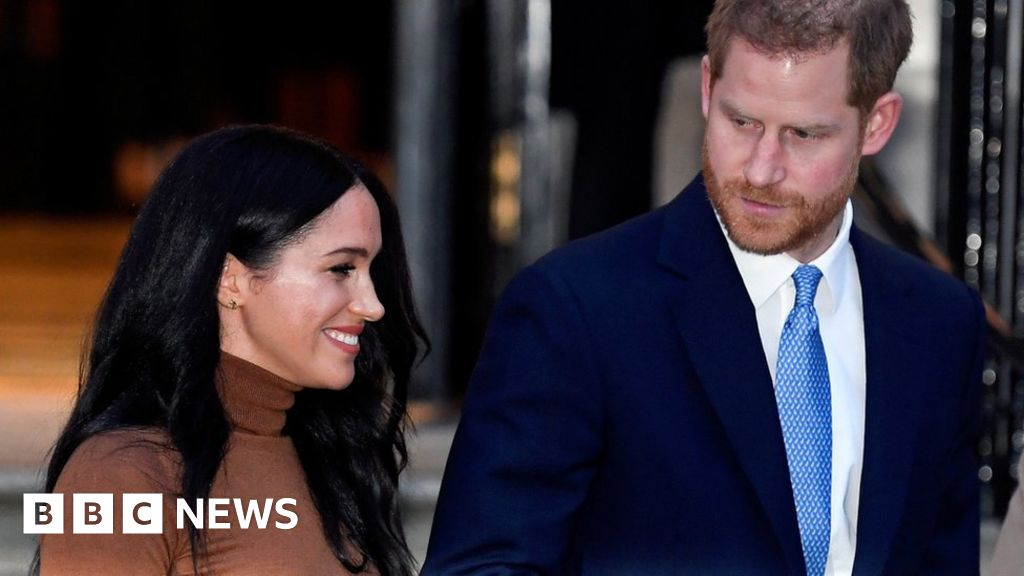 Harry and Meghan to end use of 'SussexRoyal' brand thumbnail
