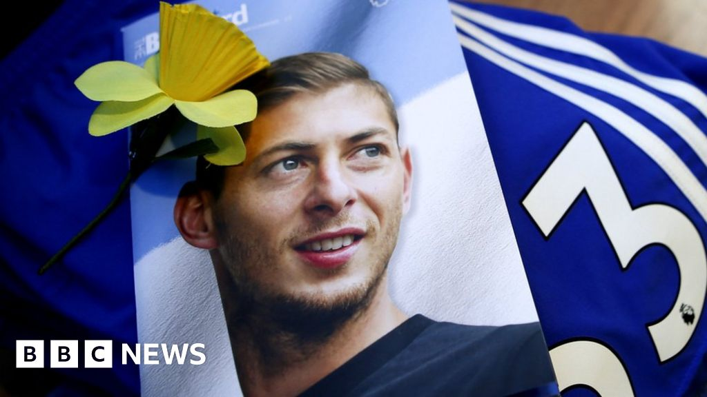 Sala pilot 'dropped out of training' thumbnail