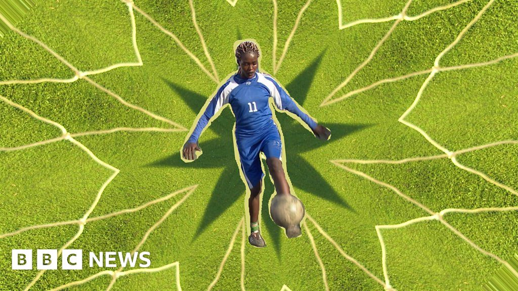 The Sudanese women breaking taboos by playing football