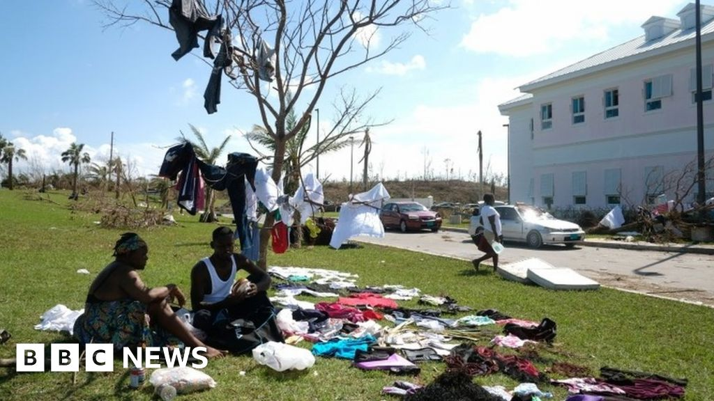 Hurricane Dorian: Bahamas death toll expected to be 'staggering'