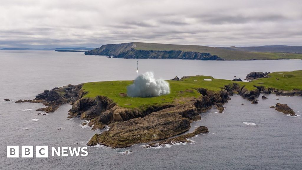 Shetland space launch plans submitted