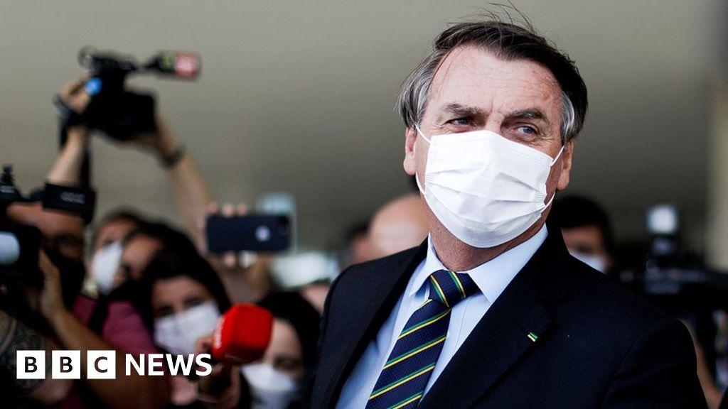Brazil: Political crisis and Covid surge rock Bolsonaro