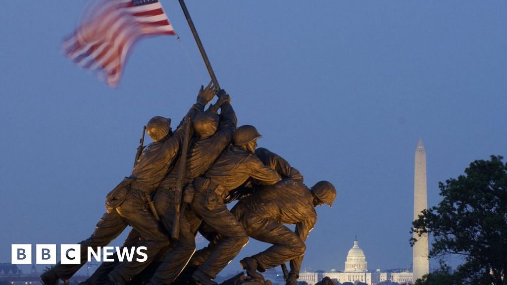 US soldier misidentified in Iwo Jima WW2 photo