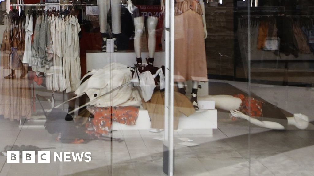 H&M stores trashed over 'racist' hoodie