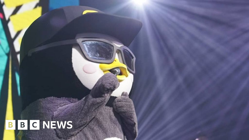 Pengsoo: The rude giant penguin that South Korea fell in love with