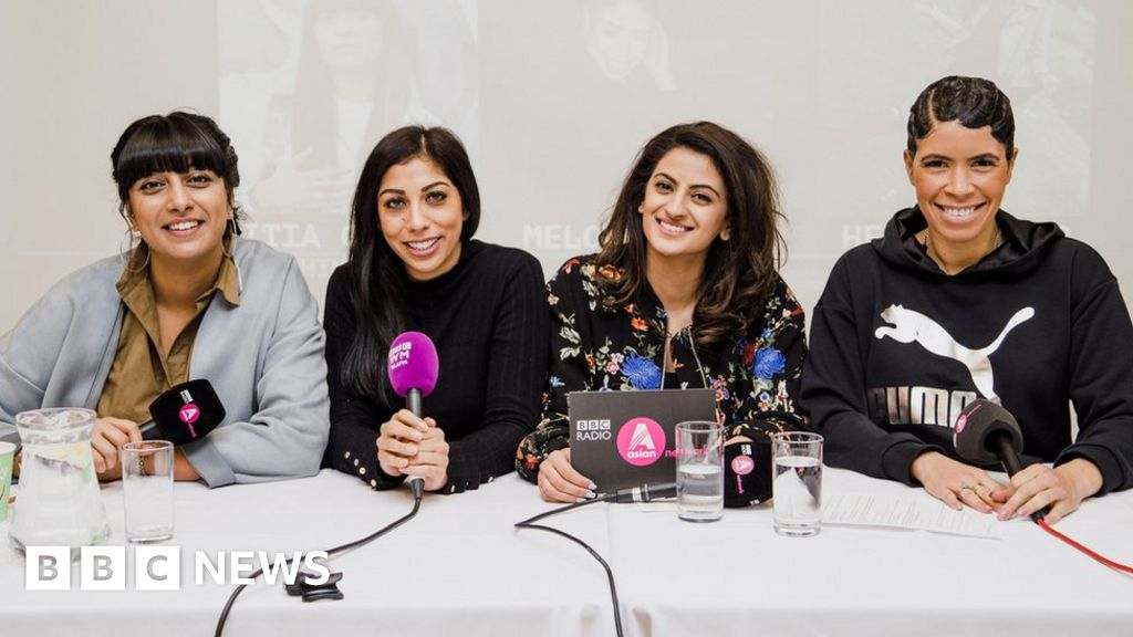 BBC Asian Network The Sessions: How to be a female boss