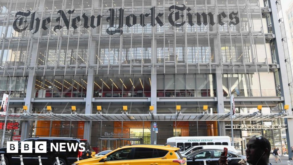 James Bennet: NYT opinion editor on Tom cotton piece