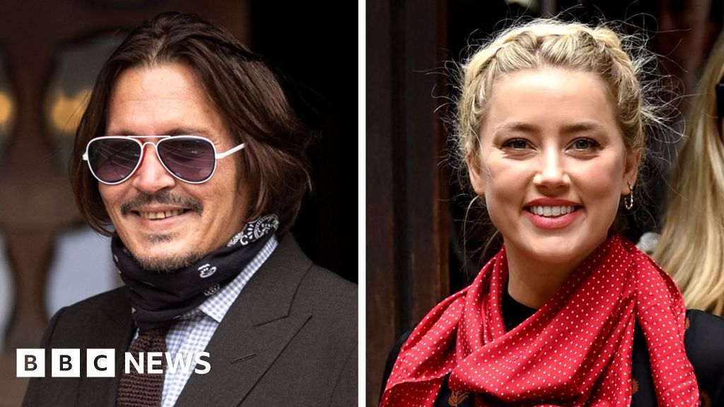 Depp and Heard 'rowed like schoolchildren'