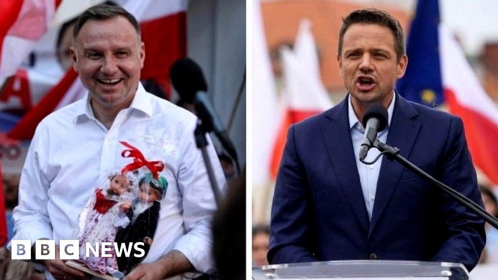 Poland's conflict of values in presidential election thumbnail