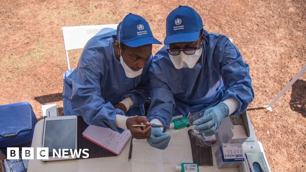 Escaped Ebola patients 'taken to church'