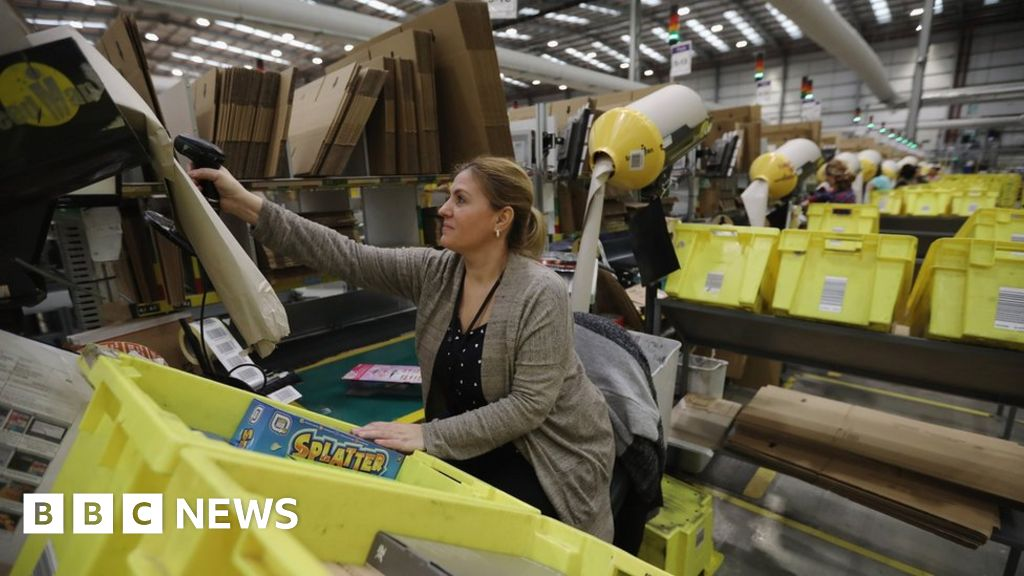Amazon UK corporation tax bill falls to £4.6m