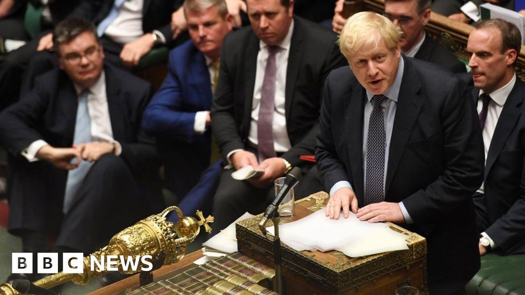 Coronavirus: Boris Johnson urged to face MPs during break