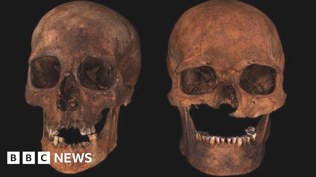 Unlocking the secrets of 'six-headed chief' burial