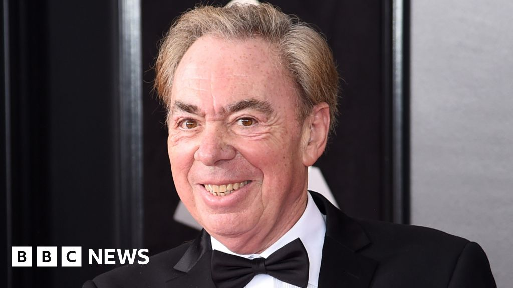 Andrew Lloyd Webber tackles West End ticket touts