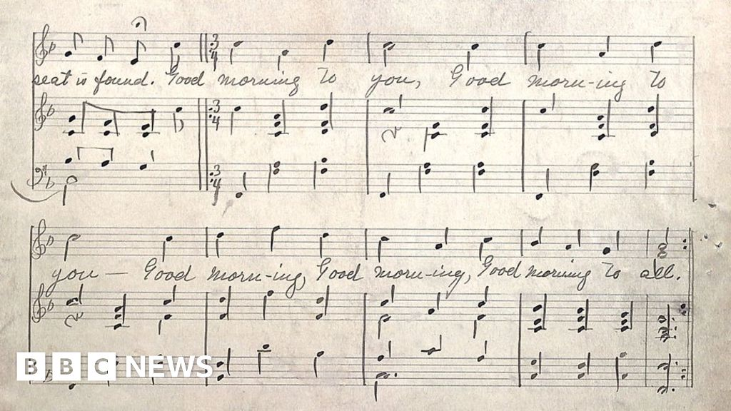 The most common song you can't sing in public - BBC News