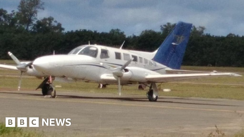 Crashed plane in PNG 'carrying drugs to Australia'