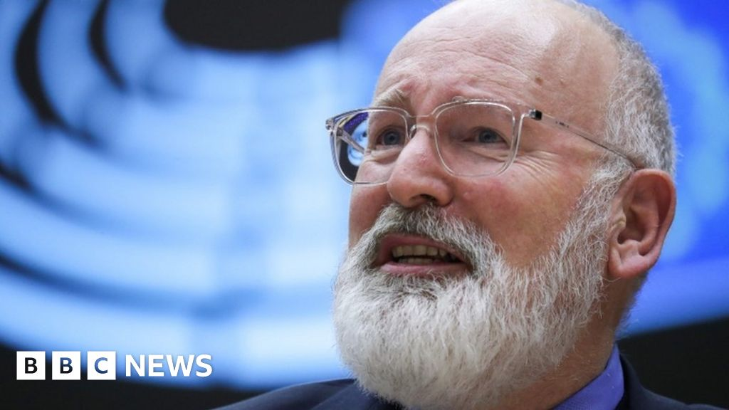 Brexit: Timmermans 'love letter' says UK always welcome back in EU