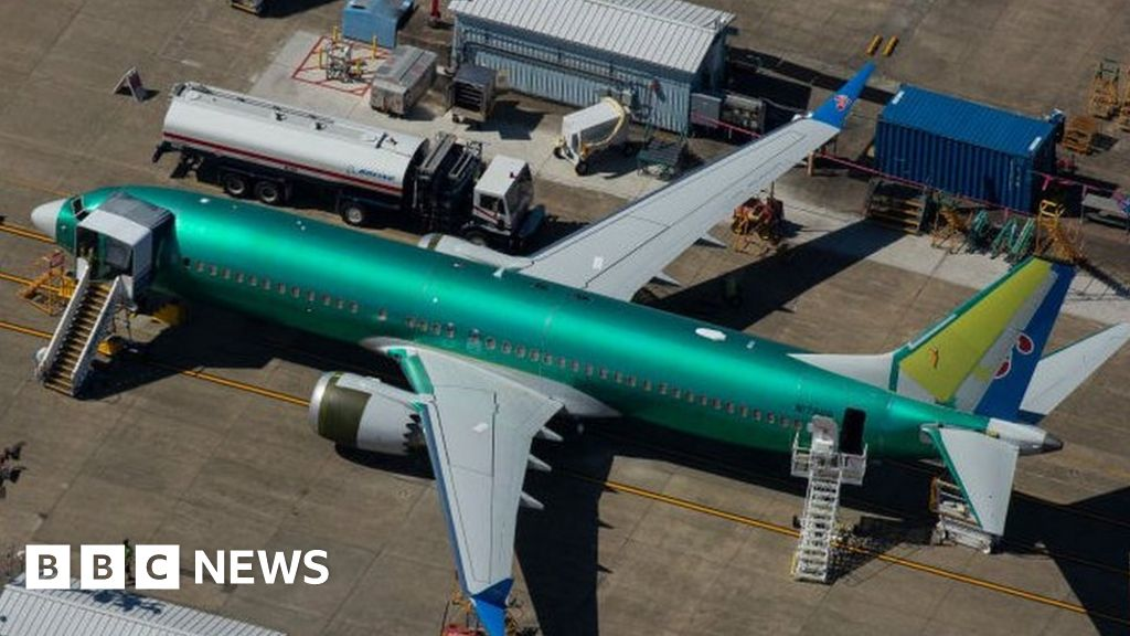 Boeing faces fine for 737 Max plane 'designed by clowns'