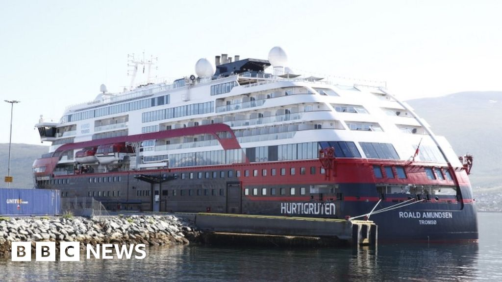 Dozens test positive for Covid-19 on Norway cruise
