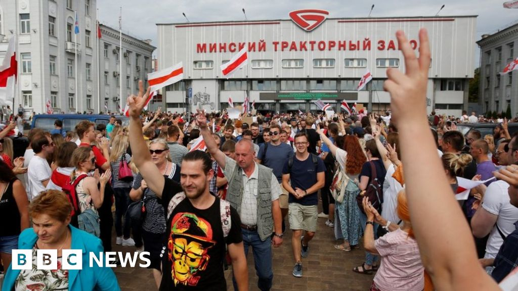 Belarus on the brink: What now?