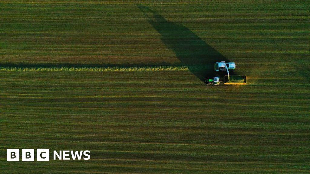 Belgian farmer accidentally moves French border