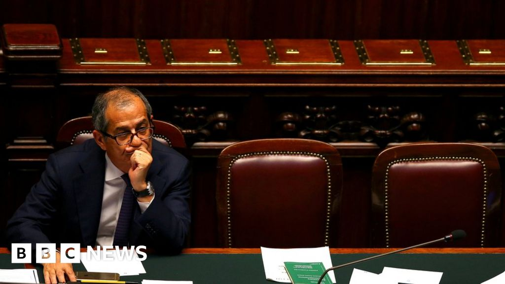 Italy's big spending plans under pressure