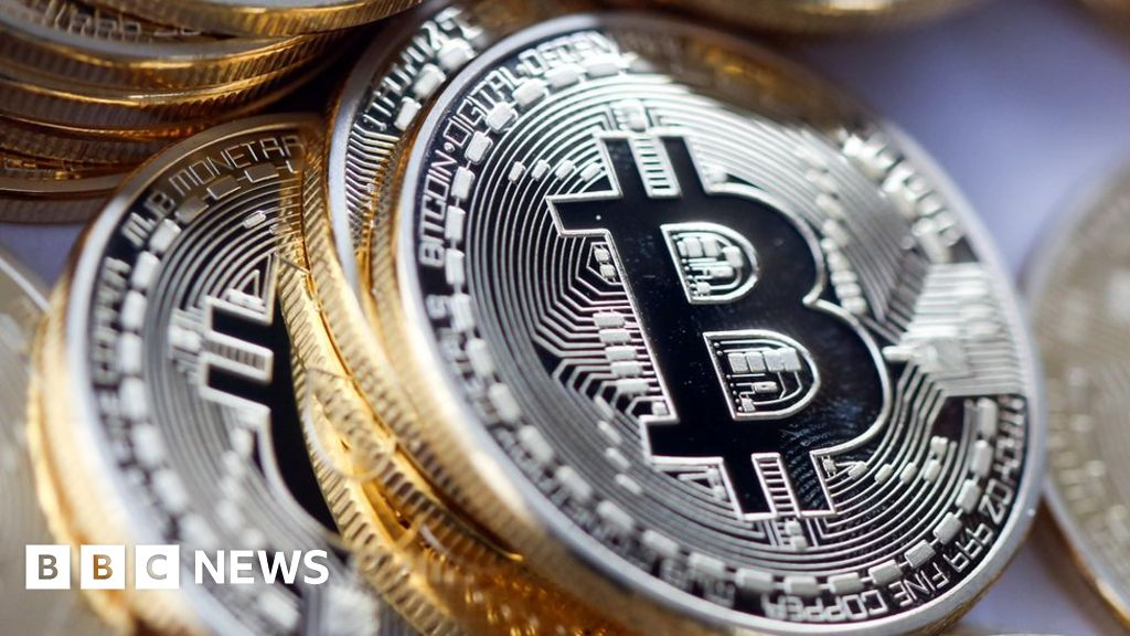 Bitcoin drops more than 10% after security breach - BBC News