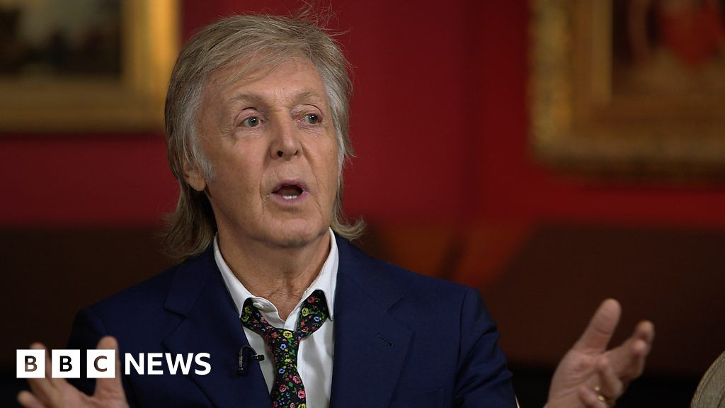 Paul McCartney: the UK s EU-exit error was to vote on  likely
