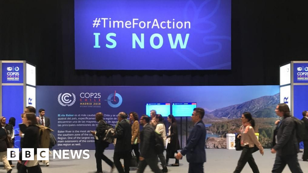 Climate change: Stalemate at UN talks as splits re-appear