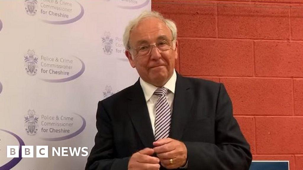 Elections 2021: Conservative regains Cheshire PCC role