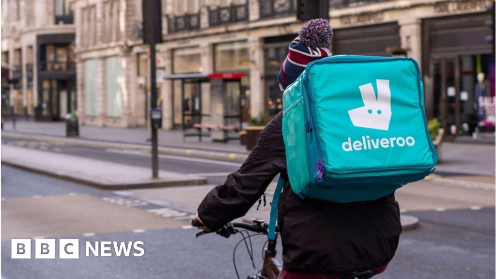 Deliveroo unveils plans for '$7bn' London listing