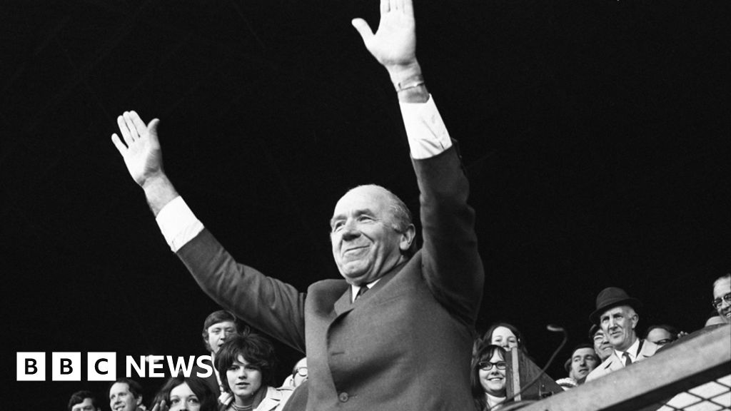 Manchester United: Sir Matt Busby film tells  one of the great football stories
