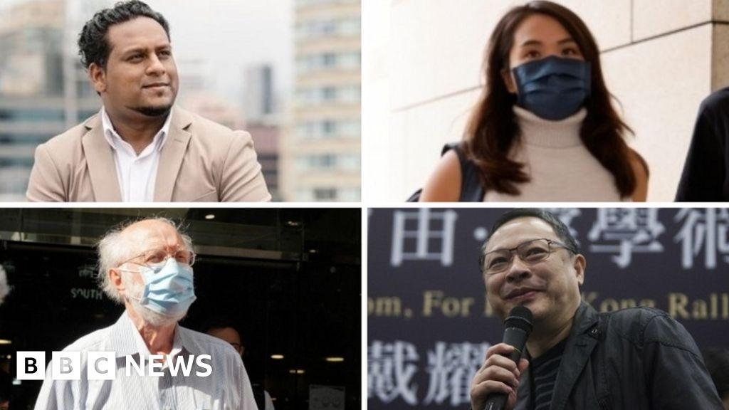 Hong Kong nationwide safety legislation: Activists say arrests affirm worst fears